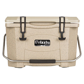 Grizzly coolers - Grizzly 20 Sandstone/Tan