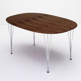 Fritz Hansen - Super-Elliptical