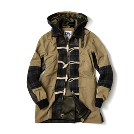 DRxRomanelli, HEAD PORTER PLUS - Trench Jacket|DRxRomanelli