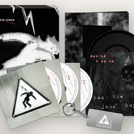 David Lynch - The Big Dream - Super Deluxe Edition (SBESTCD61X)