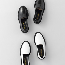Adieu for A&S - Leather Slip-on