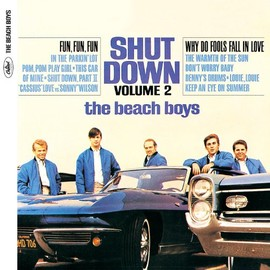 The Beach Boys - Vol. 2-Shut Down (Stereo & Mono)