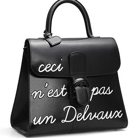 delvaux - L'Humour Brillant MM
