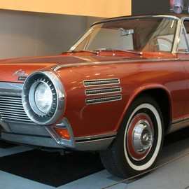 Chrysler - Turbine Car