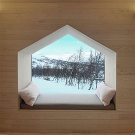 NordicDesign - Fantastic Holiday Home in Norway