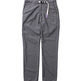 THE NORTH FACE PURPLE LABEL - COOLMAX® Tropical Webbing Belt Pants