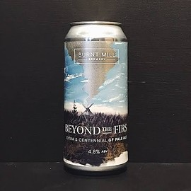 Burnt Mill - Beyond the Firs