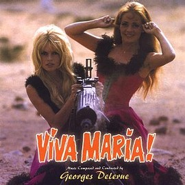 Georges Delerue - Viva Maria! / King of Hearts [Original Motion Picture Soundtrack] Limited Edition
