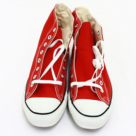 CONVERSE - All Star Hi - Red (Made in U.S.A.)