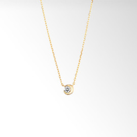 STAR JEWERY - MOON SETTING DIAMOND