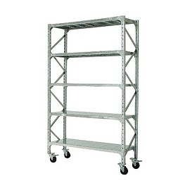DULTON - Galvanized shelf Single / Model SLF01-S_1