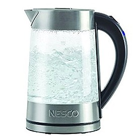 Nesco - Nesco Electric Glass Water Kettle (電気ケトル)