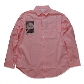 Peel&Lift - Communist Shirt (Pink)