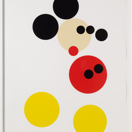 Damien Hirst - Mickey - Print for Other Criteria