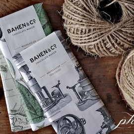 BAHEN&Co. - Organic cacao chocolate