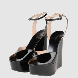 Chloe - wedge sole