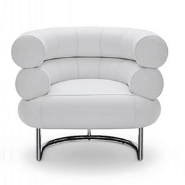 Eileen Gray - Bibendum chair (leather)