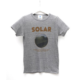 GDC - solar photo tee(photo by takashi kumagai)