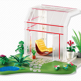 PLAYMOBIL - Glass Conservatory
