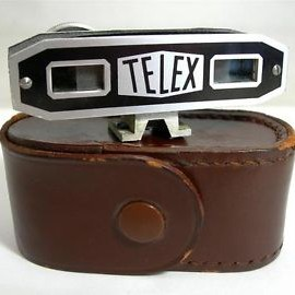 Iphone case, looks like a real camera, with 3 lenses