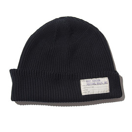BUZZ RICKSON'S - WATCH CAP COTTON Ver.