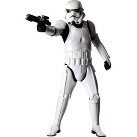 STAR WARS - STORMTROOPER Life Size Costume Supreme Edition