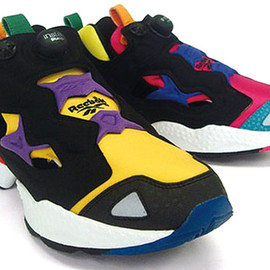 Reebok × X-girl - INSTA Pump Fury