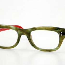 l.a.Eyeworks - PICK UP 360 (green shell)