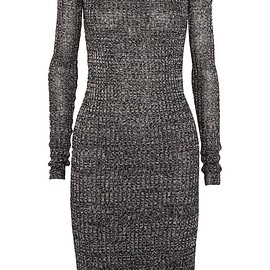 Isabel Marant - Dakota ribbed-knit dress
