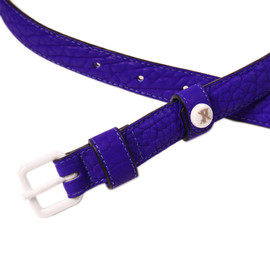 Parabellum - Dress Belt (Violet)
