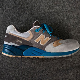 New Balance, Concepts - New Balance for Concepts - SEAL 999 (2012)