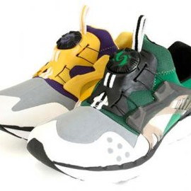 PUMA - UNDEFEATED × PUMA DISC LITE THE LIST GAMETIME