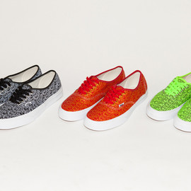 VANS - Fucking Awesome x Vans 2013 Authentic Collection