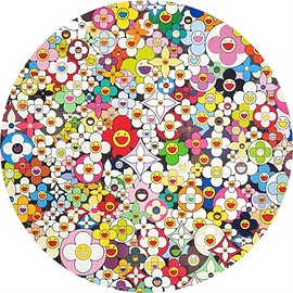 Takashi Murakami - SUPERFLAT MY FIRST LOVE FLOWERS