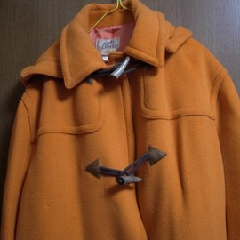Hermes - Duffel Coat Orange