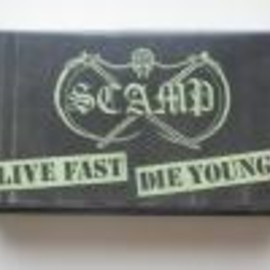 Scamp - Live fast Die Young VHS