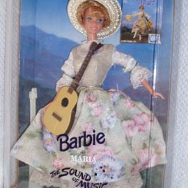 Barbie - BARBIE AS MARIA IN SOUND OF MUSIC