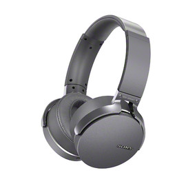 SONY - MDR-XB950BT wireless stereo headphone (grey)