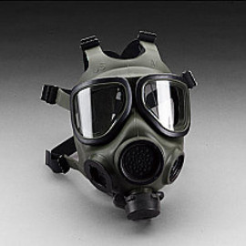 3M (US Military) - FR-M40 Gas Mask