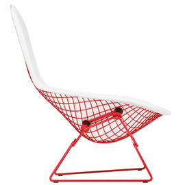 HARRY BERTOIA AND RICHARD SCHULTZ - Bird Chair customised by Marc Newson