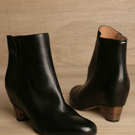 Maison Martin Margiela - Vegetable Tanned Trunk Boots