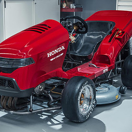 Honda - Mean Mower MK. 2