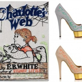Charlotte Olympia x Olympia Le-Tan - Limited Edition Charlotte's Web Collection