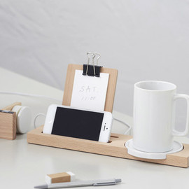 Ideaco - Wooden Mug Tray