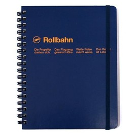 Rollbahn - Notebook