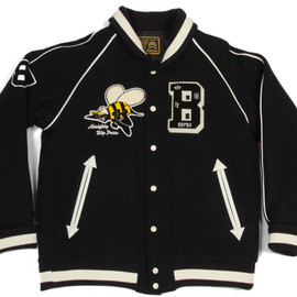 BBP - BBP VARSITY JACKET 4th MODEL