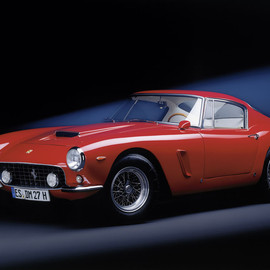 Ferrari - 250 GT SWB (Pininfarina), 1959 - Photography by Rene Staud