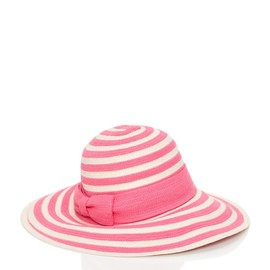 kate spade NEW YORK - ALL WRAPPED UP HATS STRIPE SUN HAT