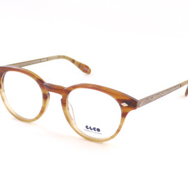 Garrett Leight California Optical - GLCO Ashland BlondeTortoiseFade