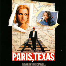 Wim Wenders - Paris,Texas
